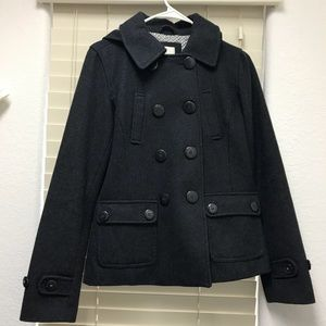 Jackets & Blazers - Hertiage Peacoat Jacket